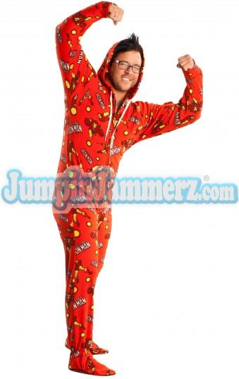 Iron Man Pjs For Adults
