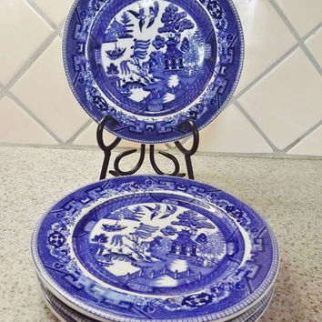 Dating willow pattern