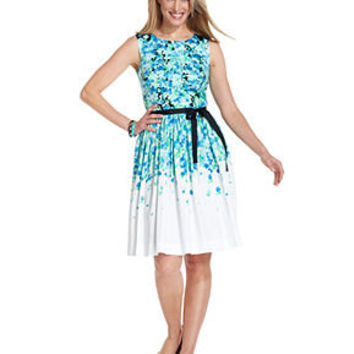 charter club dress, sleeveless a line from macys | things