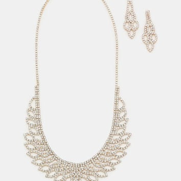Occasion Necklace Earring Set