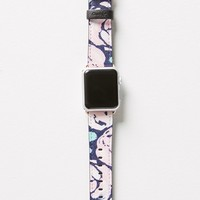Casetify Scotland Leather Apple Watch Band
