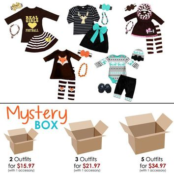 Fall-Winter Mystery Box Girl