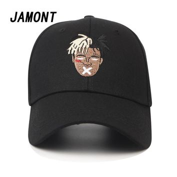Trendy Winter Jacket Women Men Cartoon Embroidery Baseball Cap Dad Hat Fashion Tongue Trucker Hat Spring Snapback Bone Caps AT_92_12