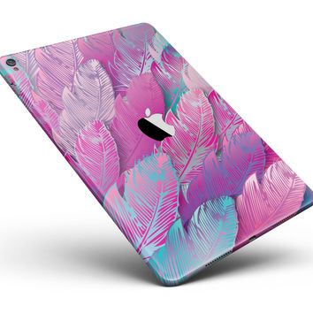 "Spectral Vector Feathers Full Body Skin for the iPad Pro (12.9"" or 9.7"" available)"