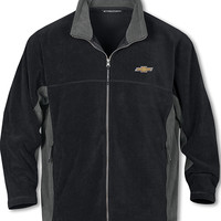 Chevrolet Polar Fleece Jacket-Chevy Mall