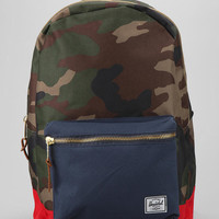 Urban Outfitters - Herschel Supply Co. Camouflage Colorblock Settlement Backpack