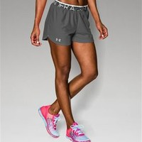 Under Armour Play Up Shorts for Women in Phantom 1237189-002