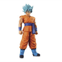 Original Banpresto Dragon Ball Z 9.8-Inch The Son Goku Movie Master Stars Piece Figure