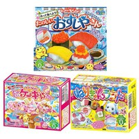 Kracie Happy Kitchen Popin Cookin Japanese DIY Candy Making Kit - 3 $15.99