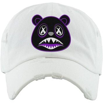 Concord Baws White Dad Hat