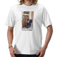It's full of whimsy. shirts from Zazzle.com