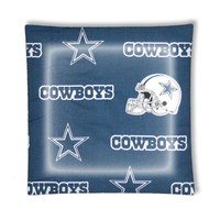 Dallas Cowboys Helmet Ceiling Light Lamp