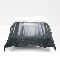 The ones that got away Duvet Cover by happymelvin