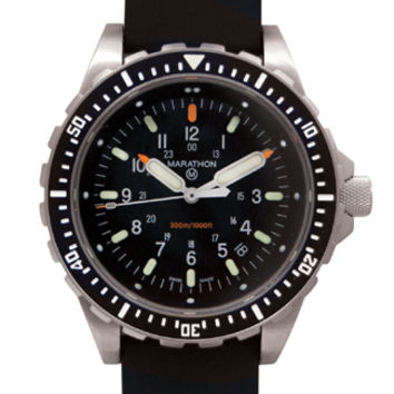 Marathon Jumbo Diver's Le Grand Plongeur Watch