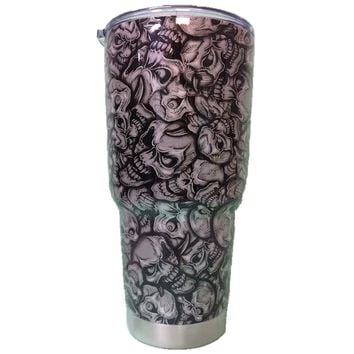 Silver Insanity Reduced Tumbler Warehouse Tumbler