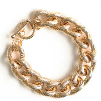 Holding On Chain Bracelet - $12.00 : ThreadSence, Women's Indie & Bohemian Clothing, Dresses, & Accessories