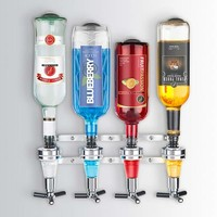 Wall Mounted Liquor Dispenser @ Sharper Image