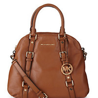 MICHAEL Michael Kors Large Bedford Bowl Satchel 					 					 				 			 | Dillard's Mobile