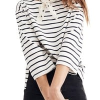 Madewell Stripe Boat Neck Top | Nordstrom