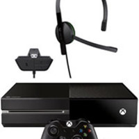 Xbox One 500GB Console with Chat Headset (GameStop Premium Refurbished) for Xbox One | GameStop
