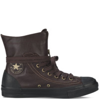 Converse - Chuck Taylor All Star Combat Boot - Burnt Umber - X-Hi