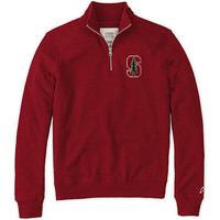 Stanford University Cardinal Women's Chelsea 1/4 Zip Fleece Pullover