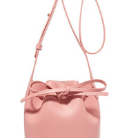 Mansur Gavriel - Mini Mini leather bucket bag