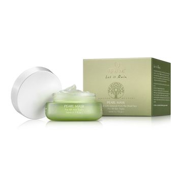 Rainforest Pearl Face Mask