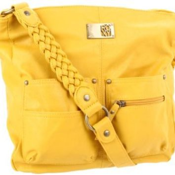 Roxy Rumor Has It 452O25 Shoulder Bag,Yellow,One Size: Shoes