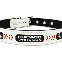 Chicago White Sox Dog Collar - Small