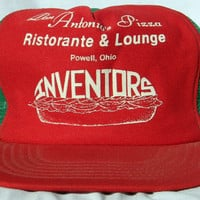 Vintage Snap Back Baseball Cap - Don Antonio's Pizza