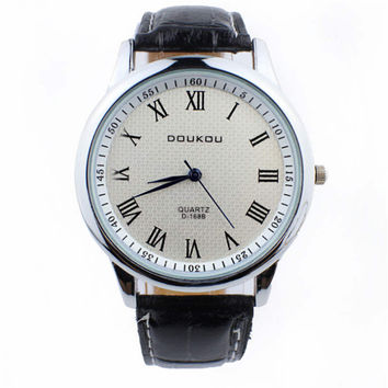 Lover Leather Strap Watch Womens Vintage Casual Sports Watches Best Christmas Gift