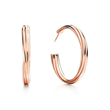 Tiffany & Co. - Paloma's Melody:Hoop Earrings
