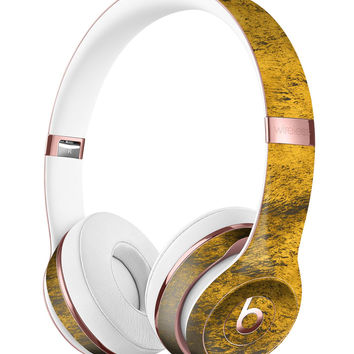 Scratched Gold Standard V2 Full-Body Skin Kit for the Beats by Dre Solo 3 Wireless Headphones
