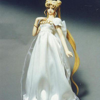 Sailor Moon Neo Queen Princess Serenity 1/4 Hand Painted Figurine