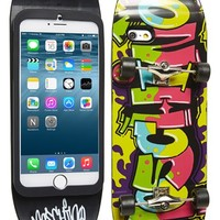 Moschino Skateboard iPhone 6 Case - Black