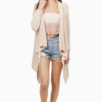 Lovely Cassandra Wrap Cardigan