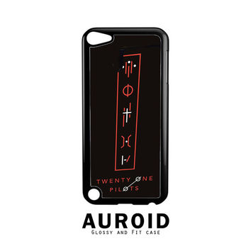 Twenty One Pilots Tattoo Symbol iPod Touch 5 Case Auroid