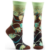 Four Elements Earth Sock