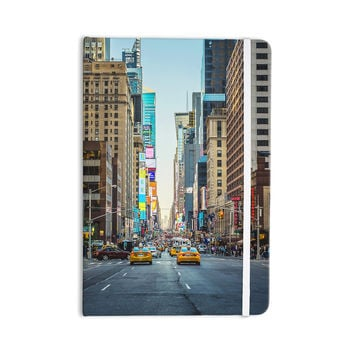 "Ann Barnes ""Sunset Over 7th"" Urban Photography Everything Notebook"