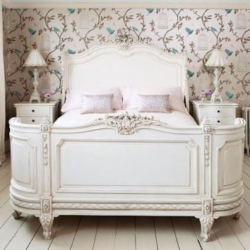 NEW! Provencal Bonaparte French Bed