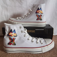 Coldplay Mylo Xyloto Converse All Stars