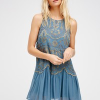 Free People Little Secrets Mini Dress