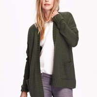 Old Navy Open Front Cocoon Cardigan