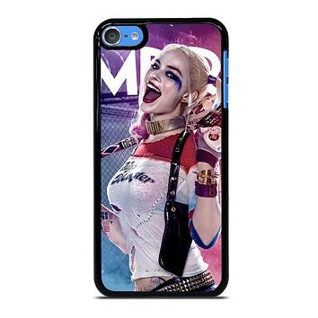 SUICIDE SQUAD HARLEY QUINN SEXY iPod Touch 7 Case