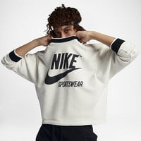 The Nike Sportswear Women's Crew.