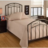 1545-morris-bed-set-twin-bed-frame-included - Free Shipping!