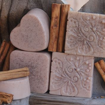 Cinnamon Goat Milk Soap