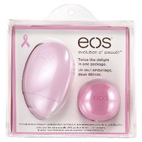 eos Limited Edition Breast Cancer Awareness Lip Balm & Body Lotion Set