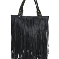 Fringe Showstopper Bag | Shop Accessories at Wet Seal
